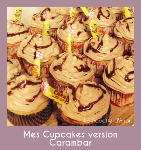 Mes Cupcakes version