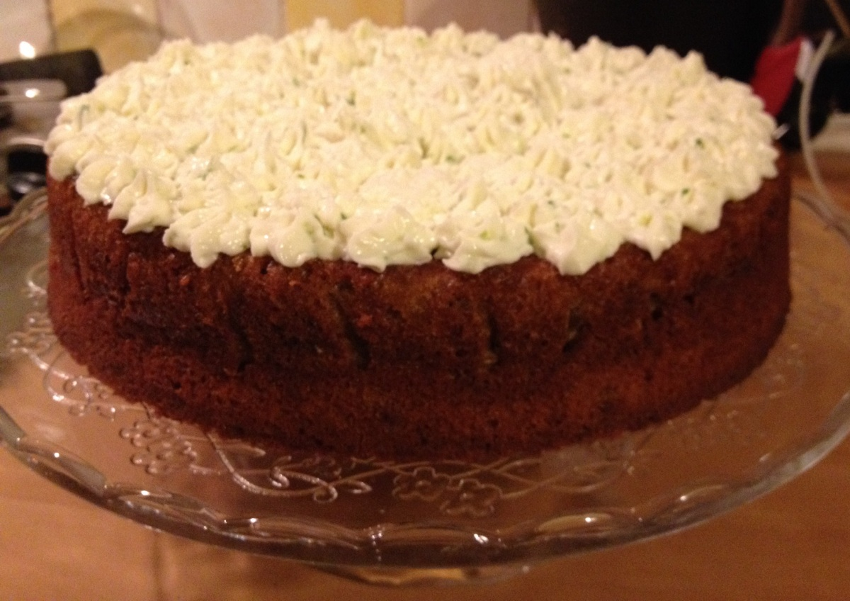 Recette Carrot Cake Jamie Oliver