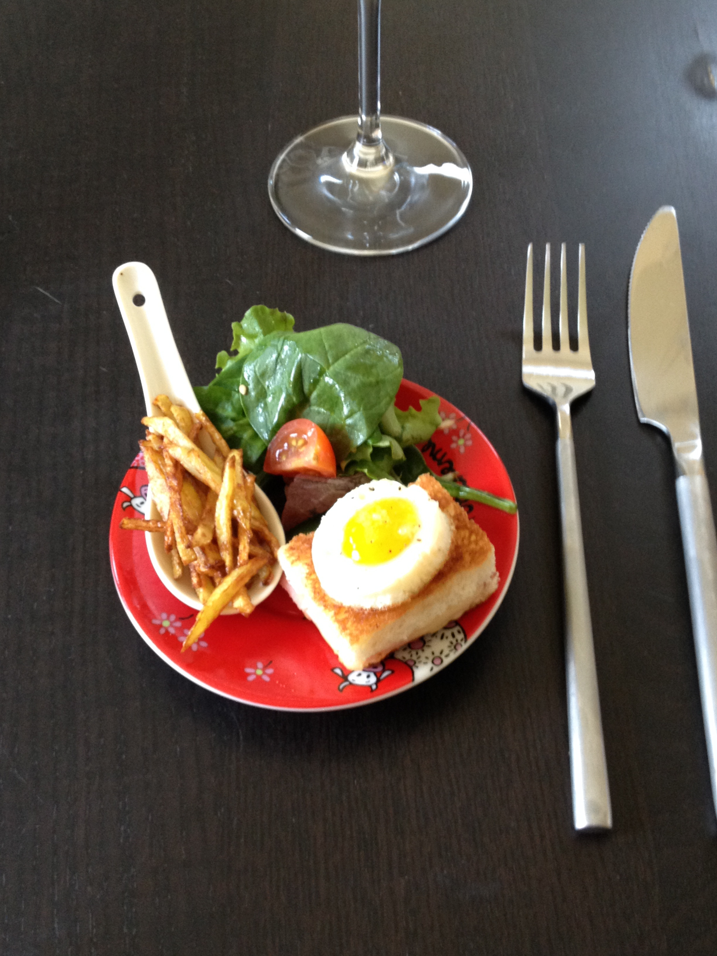Mini Croque Madames Recipes — Dishmaps