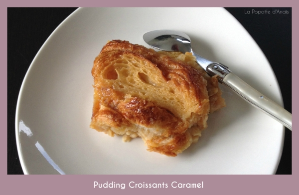 pudding croissants
