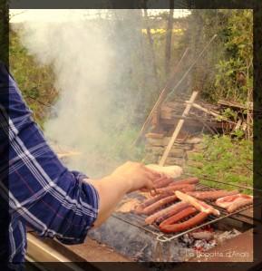 Le Chef aux Saucisses !!