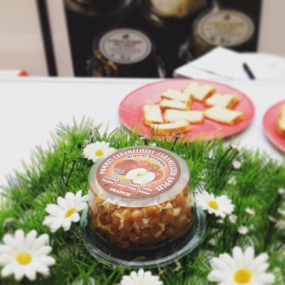 Régal de Bourgogne aux Pommes Caramélisés