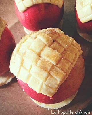Pomme au four
