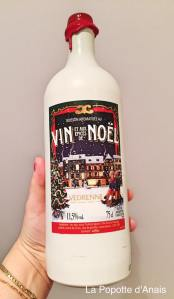Vin aux Epices de Noël Védrenne